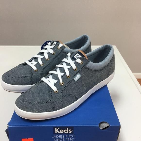 Keds Shoes   Keds Womens Center Denim